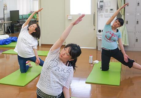 マタニティ・ヨガ教室