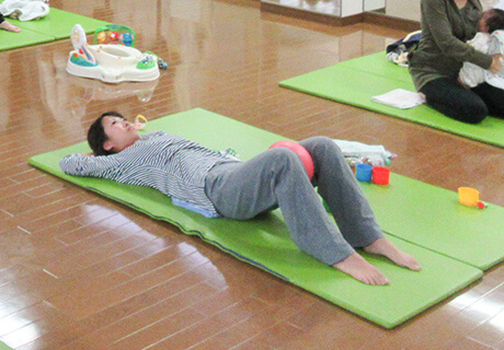 骨盤体操教室